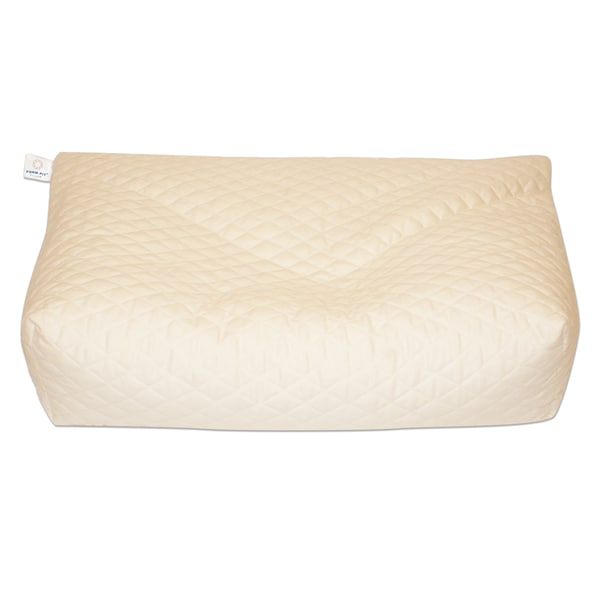 Premium Buckwheat Hull Standard Pillow
