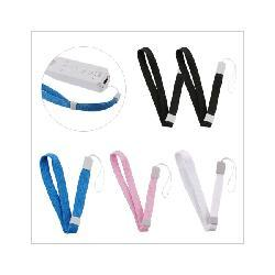 Insten 2 Black/ White/ Pink/ Blue Wrist Lanyards Straps for PSP/ Camera/ Mp3/ Cell Phone (Pack of 5)