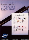 Alfred's Basic Adult Theory Piano Book Level 2 (Paperback)