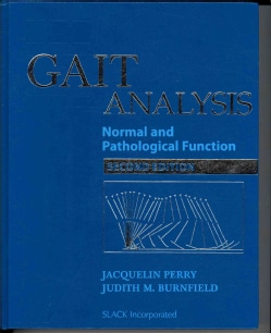 Gait Analysis: Normal and Pathological Function (Hardcover)