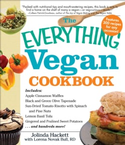 The Everything Vegan Cookbook (Paperback)