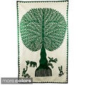 Fair Trade &#39;Tree of Life&#39; Wall Hanging (India)