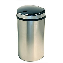 iTouchless 13-gallon Extra-wide Opening Trash Can