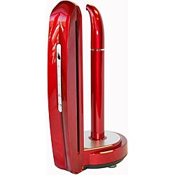iTouchless Towel-Matic II Candy Apple Red Paper Towel Dispenser