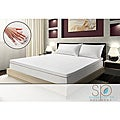 Sarah Peyton Soft Luxury 10-inch Queen-size Memory Foam Mattress
