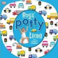 Boy's Potty Time (Board book)