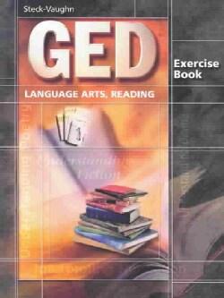 Ged Language Arts, Reading Exercise Book (Paperback)