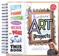 A Book of Artrageous Projects (Hardcover)