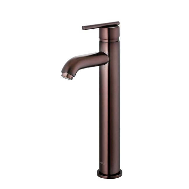 VIGO Oil Rubbed Bronze Finish Bathroom Vessel Faucet