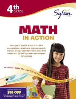 4th Grade Math in Action (Paperback)