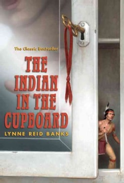 The Indian in the Cupboard (Paperback)