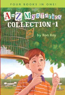 A to Z Mysteries: Collection 1 (Paperback)