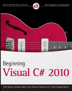 Beginning Visual C# 2010 (Paperback)