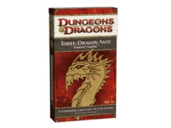Three-Dragon Ante: Emporer's Gambit (Cards)