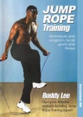 Jump Rope Training For Weight Loss And Toning With Buddy Lee (DVD)