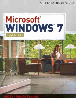 Microsoft Windows 7: Essential (Paperback)