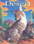 Way Out in the Desert (Board book)