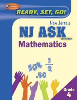 Nj Ask Mathematics Grade 4 (Paperback)