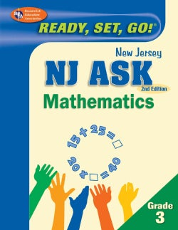 Nj Ask Mathematics (Paperback)
