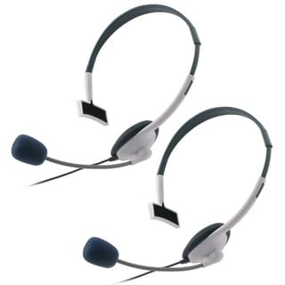 Xbox 360 - 2 Headset Communicators - By Eforcity