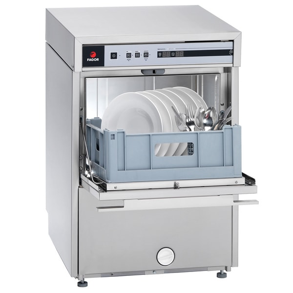 Commercial Dishwashing Layout Google Search: Fagor Commercial AD-21W High-temperature Glass / Dishwasher