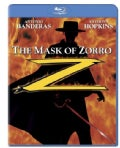 The Mask of Zorro (Blu-ray Disc)