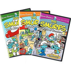 The Smurfs: Volumes 1-3 (DVD)