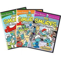 The Smurfs: Volumes 1-3 (DVD)
