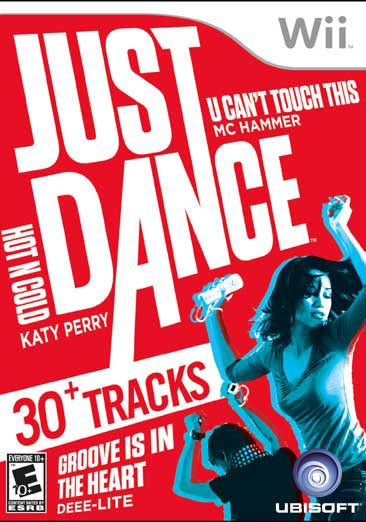 Wii - Just Dance - By UbiSoft