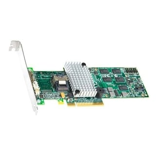 Intel RS2BL040 4-Ports SAS RAID Controller - Serial Attached SCSI - P