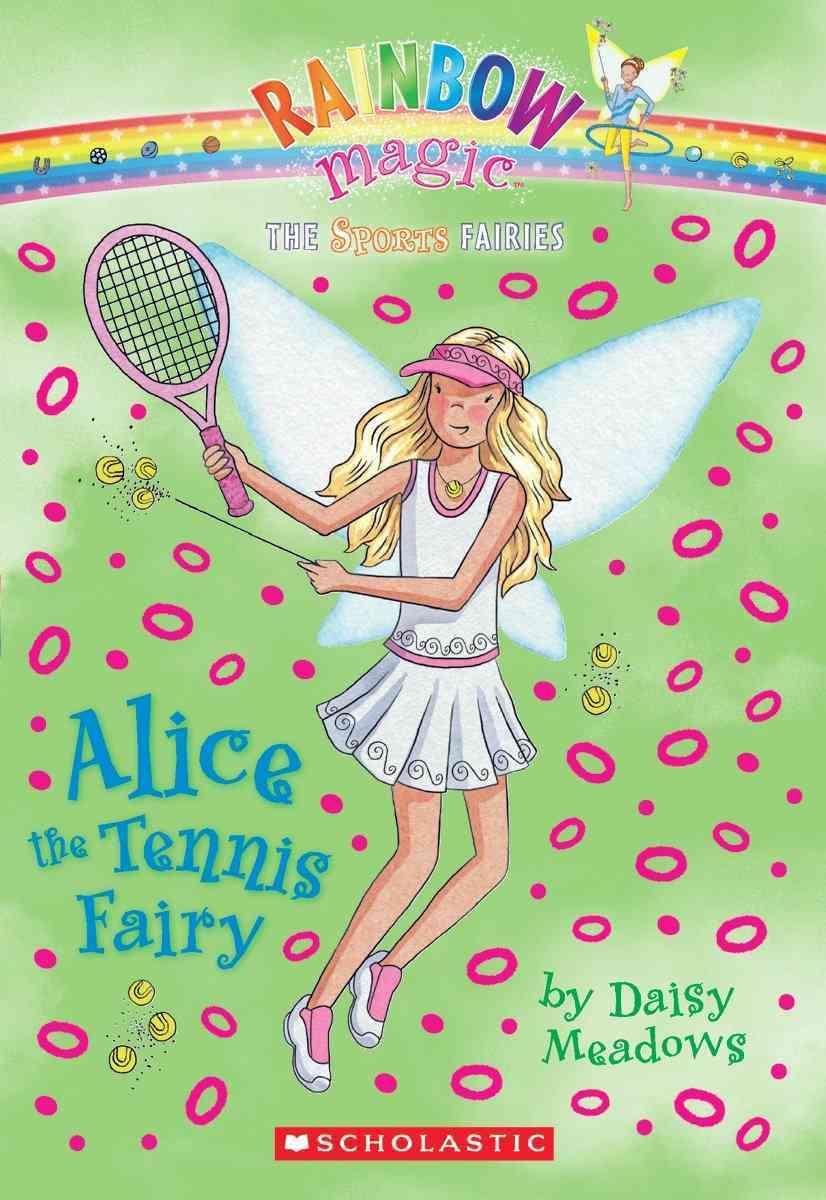 Alice the Tennis Fairy (Paperback)