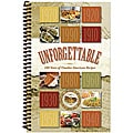 CQ Products Unforgettable Cookbook