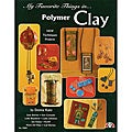 Design Originals 'My Favorite Things In Clay' Book
