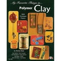 Design Originals 'My Favorite Things In Clay' Book