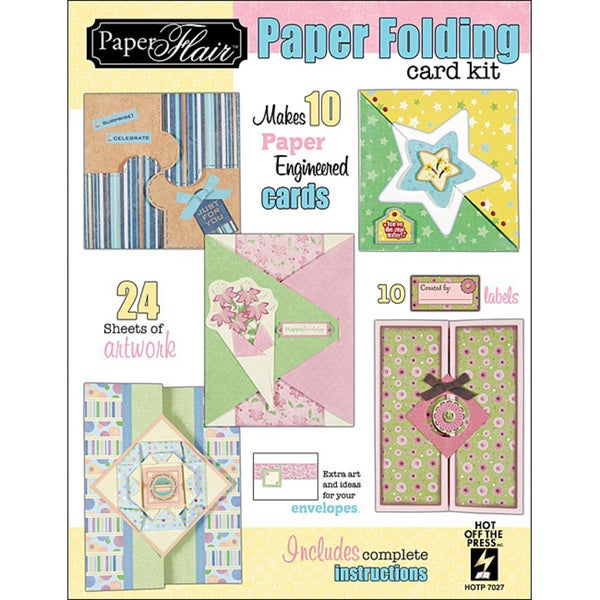 Paper Flair Card Kit