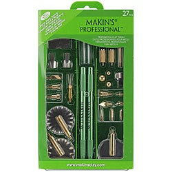 Makin's 27-piece Professional Clay Tool Kit