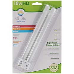 Ott-Lite Truecolor 18-bulb Replacement Bulb for Proper Lighting