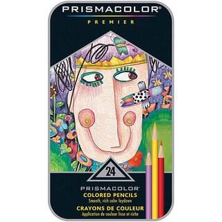 Prismacolor Premier 24-piece Colored Pencil Set