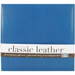 We R Classic 12x12 Country Blue Postbound Album
