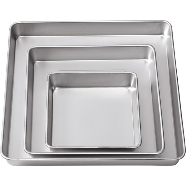 Tier Square Cake Pan Set