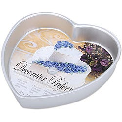 Wilton Decorator Preferred Heart Cake Pan