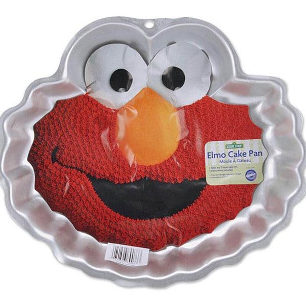 Wilton Instructions For Elmo Cake Wilton Elmo Novelty Cake Pan