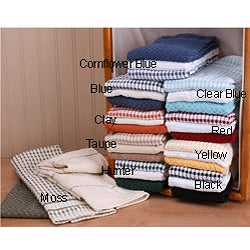 Terry 9-piece Kitchen Towel Set