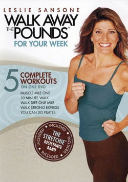 Leslie Sansone: Walk Away The Pounds For Your Week (DVD)
