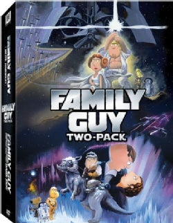 Family Guy Presents: Something, Something, Something Dark Side/Blue Harvest (DVD)