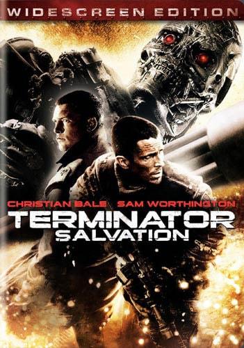 Terminator Salvation (DVD)