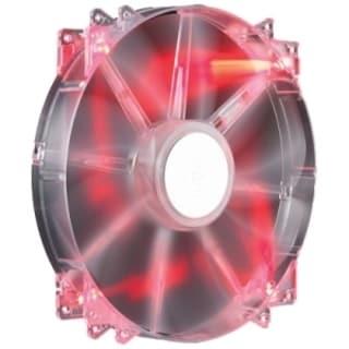 Cooler Master MegaFlow 200 - Sleeve Bearing 200mm Red LED Silent Fan