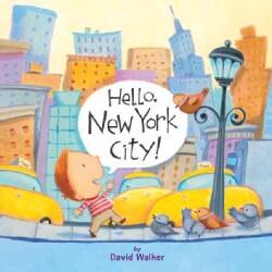 Hello, New York City! (Board book)