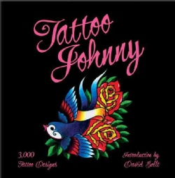 Tattoo Johnny: 3,000 Tattoo Designs (Paperback)