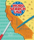 Word Search USA (Spiral bound)